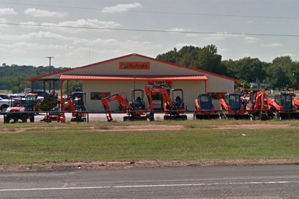 Lufkin Location